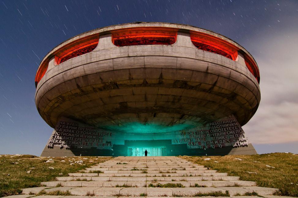 سفینه فضایی در بلغارستان