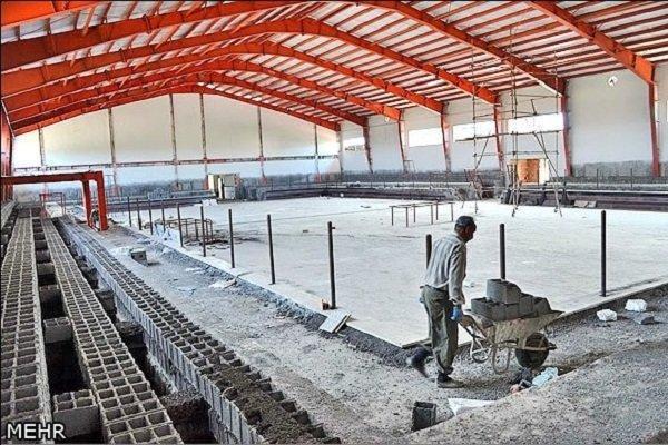 افتتاح فاز اول استادیوم چغابهرام، استادیوم قدیمی تکمیل می گردد