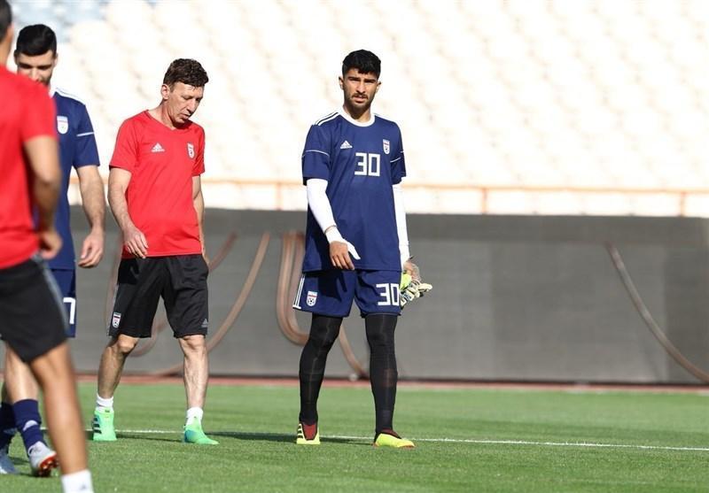 امیر عابدزاده: بازی مقابل کاسیاس به من انگیزه می دهد، همه باید یک دل و هماهنگ باشیم