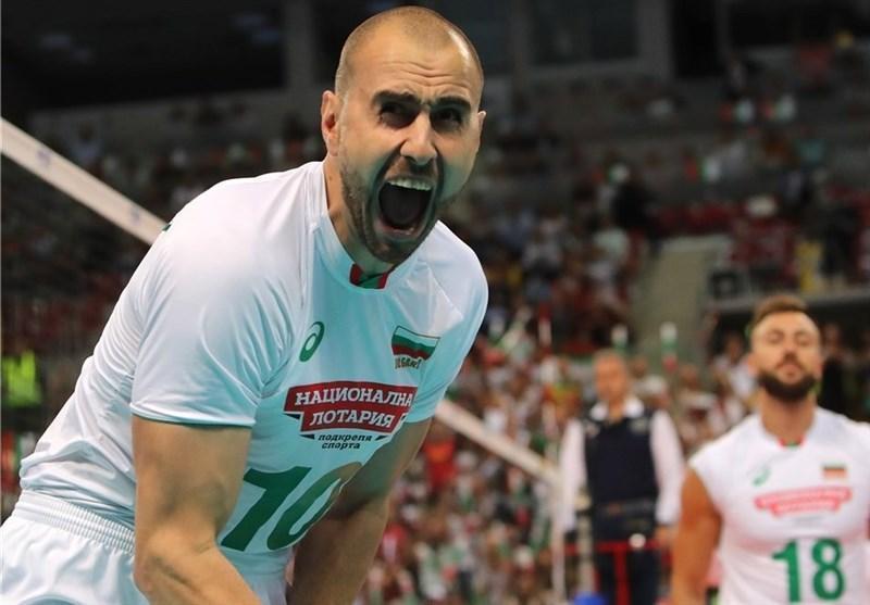 از بلغارستان، براتوئف: انتظار برد 3 بر صفر مقابل ایران را نداشتم، خوشحالم برابر این تیم خوب برنده شدیم