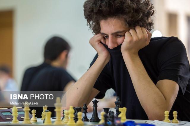 سرانجام دور چهارم المپیاد جهانی شطرنج با 4 تساوی و 4 شکست برای ایران
