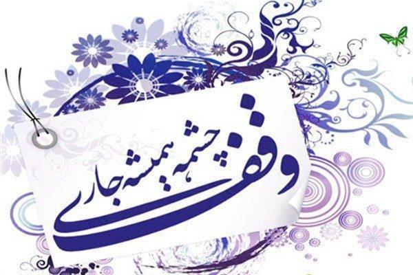 وقف 800 هزار دلاری روشندل شیرازی