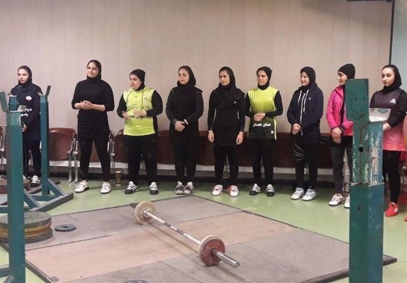 اردوی تیم های ملی وزنه برداری بانوان سرانجام یافت