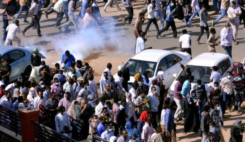 7 کشته و زخمی در جریان اعترضات سودان
