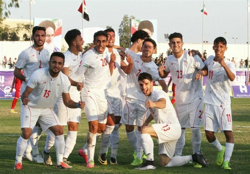 اعلام فهرست نهایی تیم فوتبال امید برای تورنمنت قطر