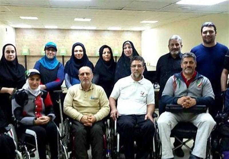 میرشفیعی سهمیه مستقیم رقابت های پارالمپیک 2020 را کسب کرد