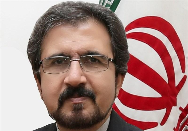 سخنگوی وزارت خارجه: تبعه فرانسوی که غیرمجاز به ایران وارد شده بود آزاد شد