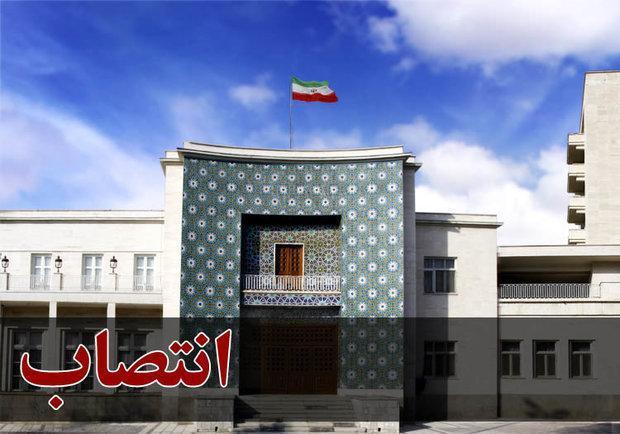 سرپرست معاونت توسعه منابع استانداری آذربایجان شرقی منصوب شد