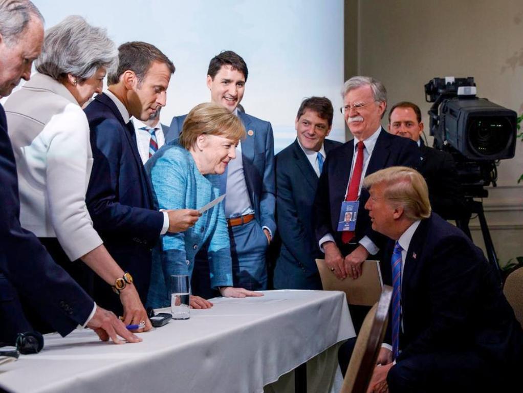 انفعال اروپا در برجام و باج خواهی ترامپ از اروپایی ها در آمریکای لاتین