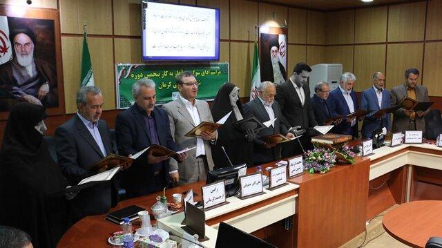 شورای شهر کرمان در دوره گذار