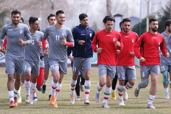 50 بازیکن به تیم فوتبال امید دعوت شدند