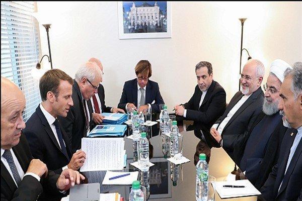ماکرون حامل پیغام سران جی 7 به ایران است
