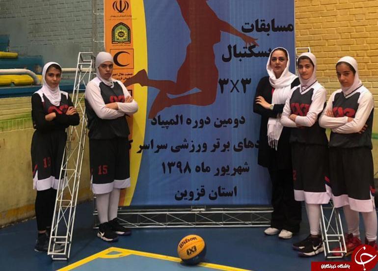 دعوت 2 بانوی بسکتبالیست کرمانی به اردوی تیم ملی