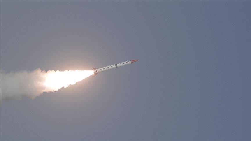 آمریکا ، آزمایش چهار موشک بالستیک