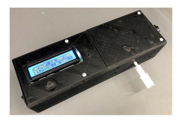 ساخت دستگاهی برای تشخیص مصرف ماریجوانا