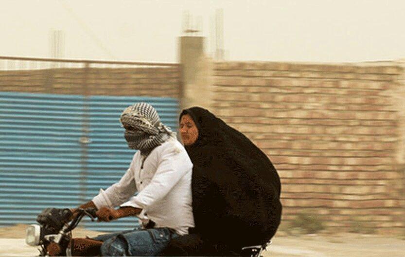 کاهش کیفیت هوا در زابل و کرمان