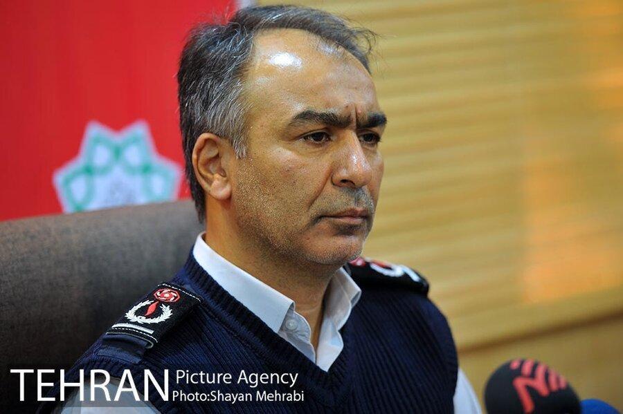 5 حادثه پرتکرار تهران در سال 97