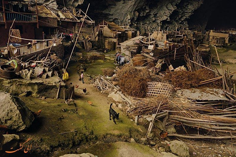 اینجا عجیب ترین روستایی است که بشر تا حالا دیده است