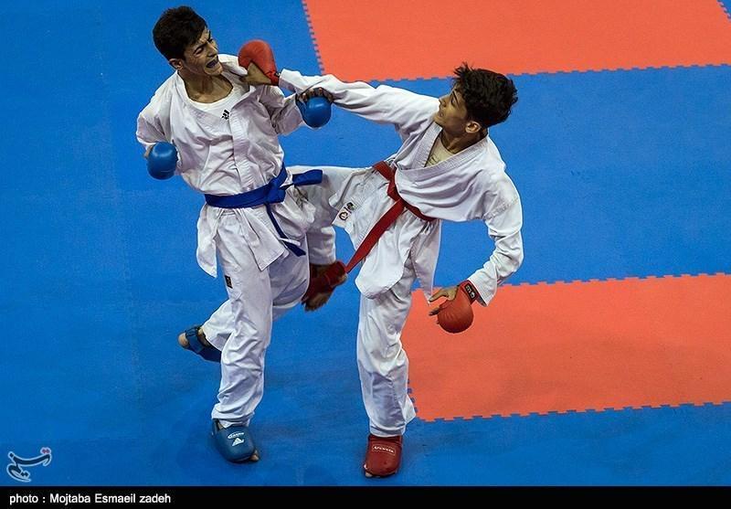 نوجوانان استان فارس به مسابقات قهرمانی کاراته آسیا اعزام می شوند