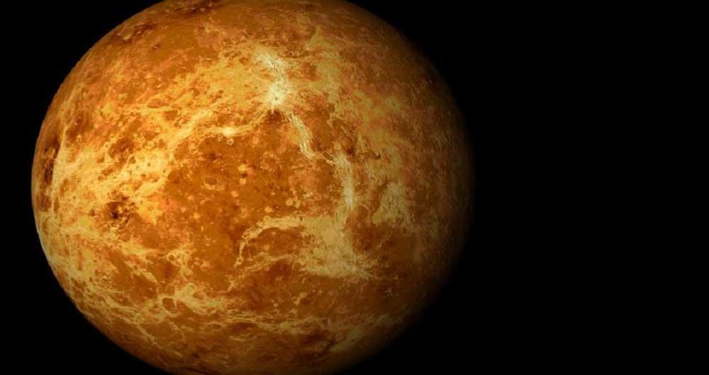 تحقیقی جدید وجود آب روی سیاره ونوس را رد کرد