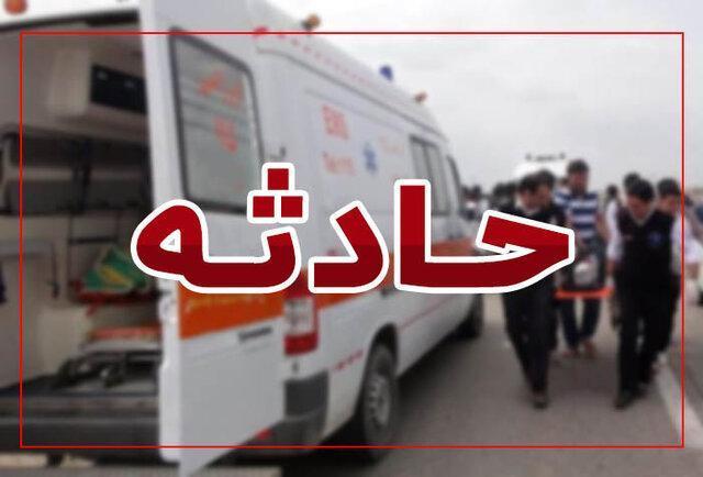 فوت 4 نفر براثر تصادف در جهرم، یکی از فوت شده ها 1 سال داشت
