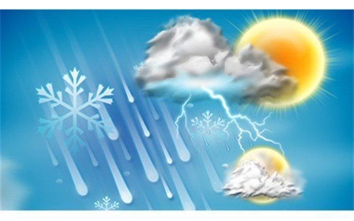 کاهش 8 درجه ای دما در خراسان رضوی