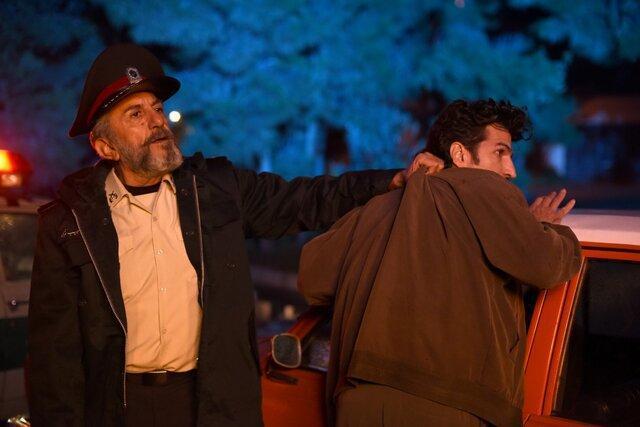انتشار اولین تصویر رضا کیانیان در فیلم کمال تبریزی