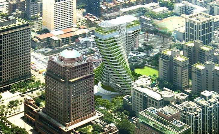 پیچش سبز در تایوان!