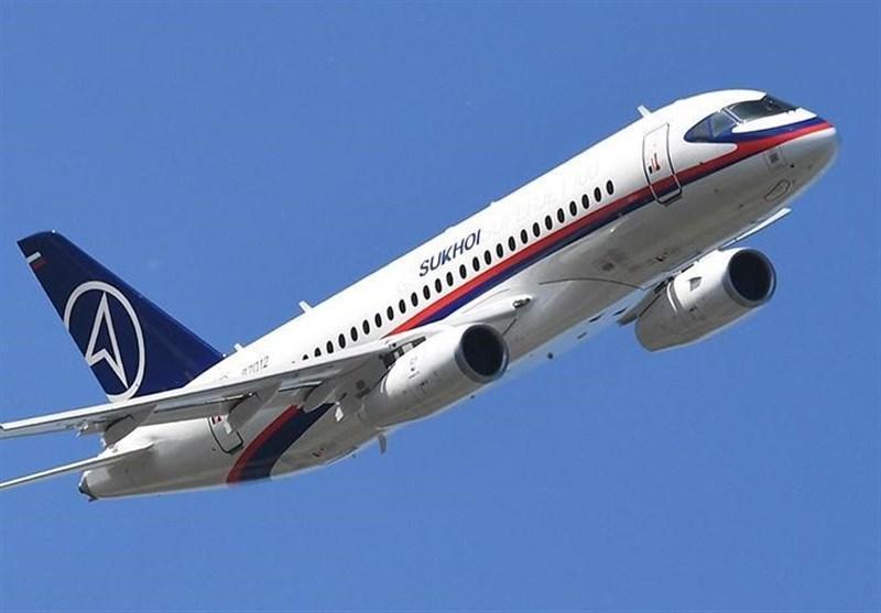 قصد روسیه برای فروش 16 فروند هواپیمای سوخو- سوپرجت به پاکستان