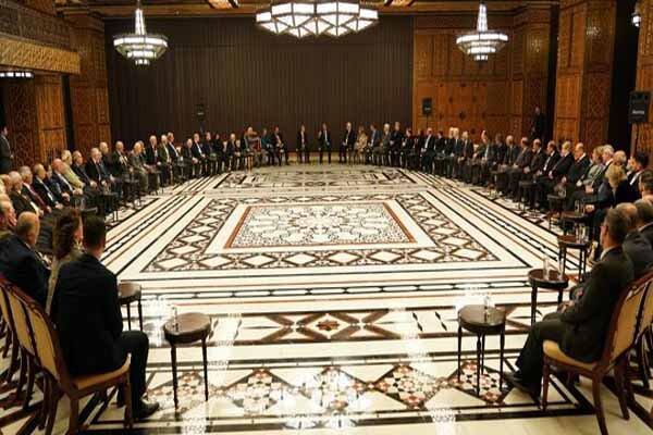 بشار اسد: سرمایه گذاری در پروژه های فرهنگی پرسودترین است