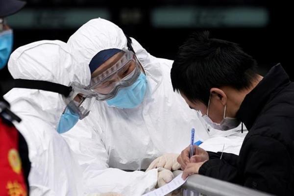 حداقل 16 تبعه خارجی در چین به کرونا آلوده شده اند