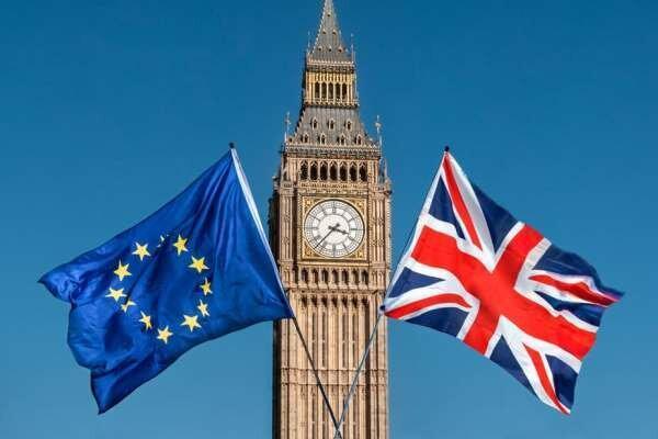 انگلیس رسماً از اتحادیه اروپا خارج شد