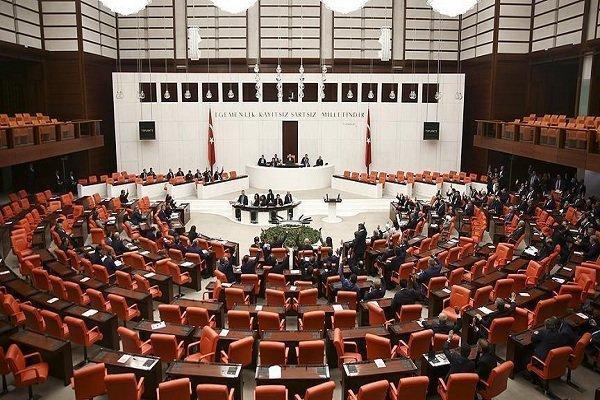 مجلس ترکیه اعزام نیروی نظامی به لیبی را تائید کرد