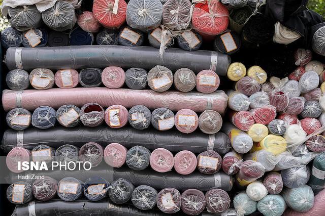 برطرف احتیاج بازار پوشاک به وسیله تولیدات داخلی