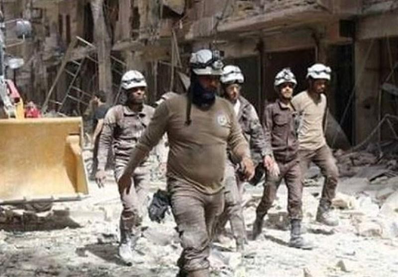 تدارک کلاه سفیدها برای حمله ساختگی شیمیایی در شمال سوریه