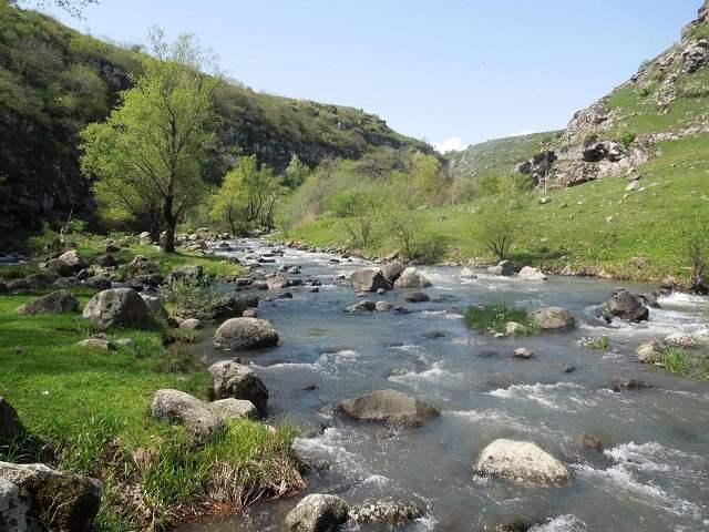 بزرگترین و مهم ترین رودخانه های گرجستان