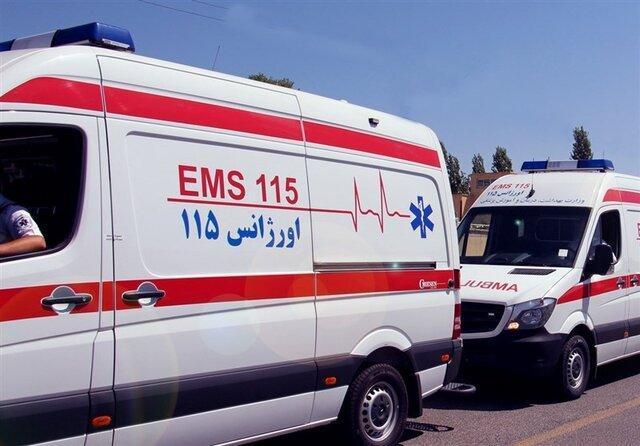 افزایش دو برابری تماس با اورژانس 115