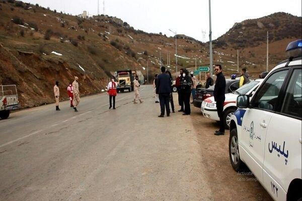173 خودرو از کمربندی های رفسنجان برگشت داده شد