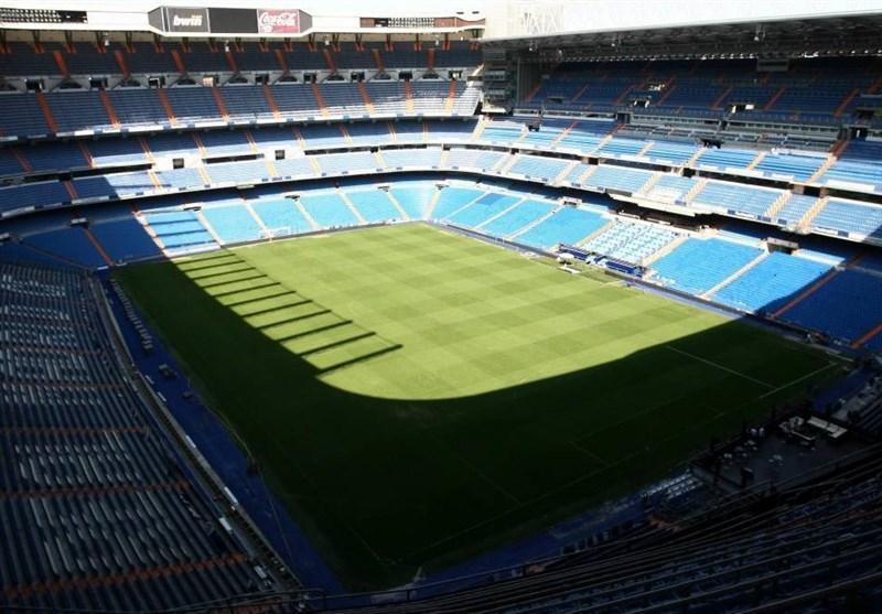 برای مبارزه با ویروس کرونا؛ استادیوم رئال مادرید در اختیار وزارت بهداشت اسپانیا نهاده شد