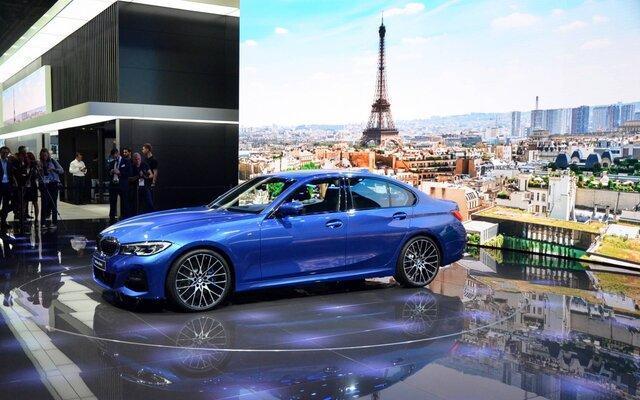 نمایشگاه خودروی پاریس 2020 هم لغو شد