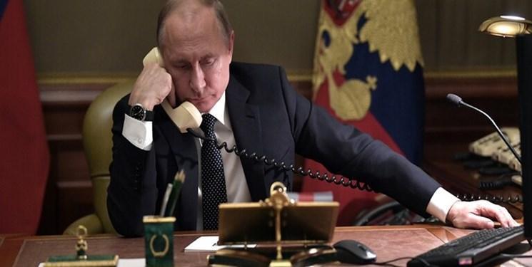 پوتین و امیر قطر تلفنی درمود تحولات منطقه گفت وگو کردند