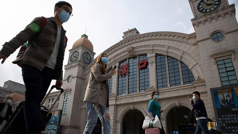 اولین روز بدون مرگ کرونایی در چین؛ رکورد مرگ در نیویورک