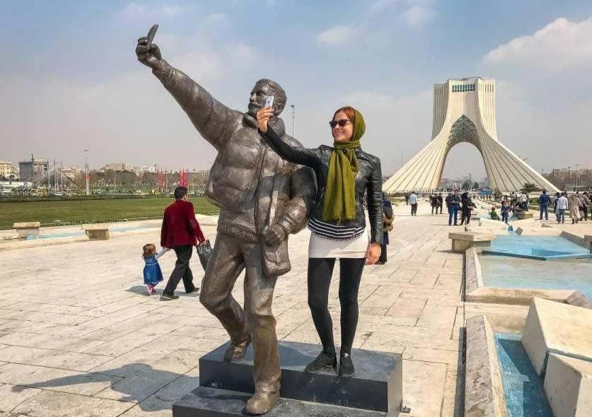 تجربیات سفر یک خانم جهانگرد اروپایی به ایران را بخوانید
