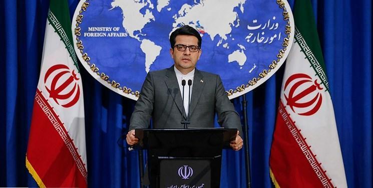 موسوی: وزارت خارجه هیچ دخالتی در اعمال پروتکل های بهداشتی ندارد