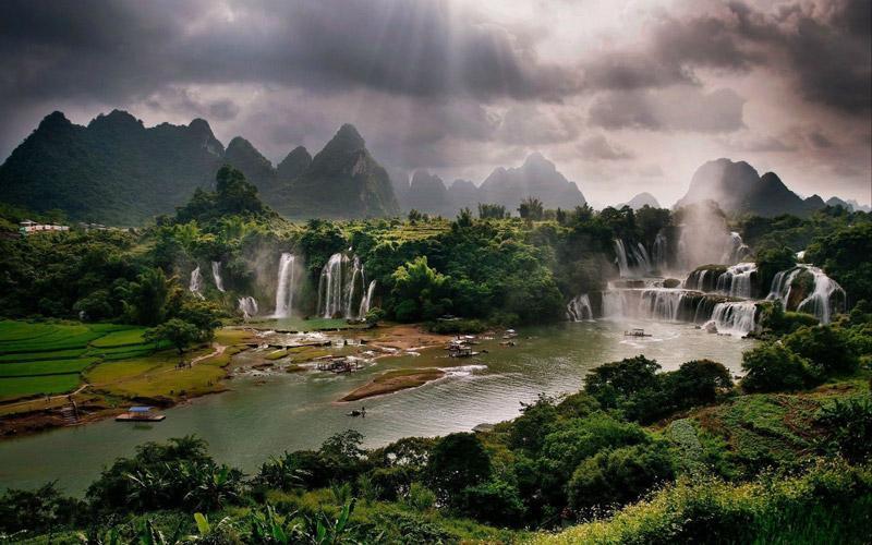 آشنایی با چند جاذبه رویایی قاره آسیا