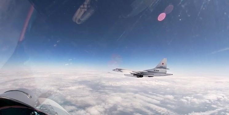 نمایش قدرت بمب افکن های راهبردی روسیه با پرواز 8 ساعته بر فراز بالتیک