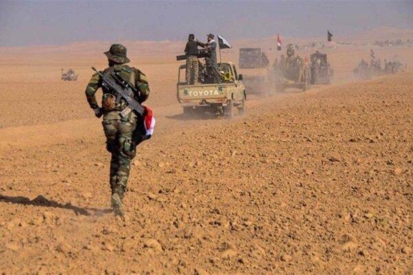 حشد شعبی عراق 10 سرکرده تکفیری داعش را به هلاکت رساند