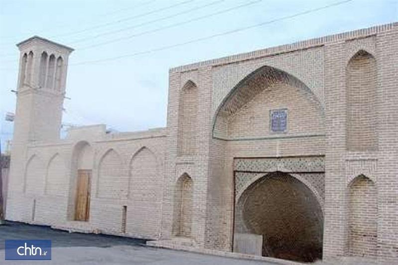 مشارکت بین دستگاهی برای حل مشکل رطوبت مسجد تاریخی باغخواص ورامین