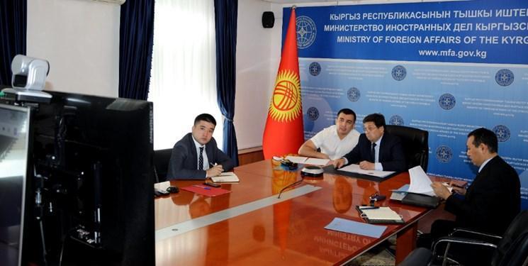 مبارزه با کرونا محور نشست کارشناسان آسیای مرکزی، اروپا و افغانستان