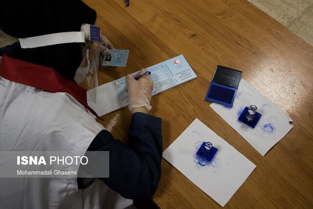 پنجمین دوره انتخابات مجامع جمعیت هلال احمر در اردستان برگزار گردید